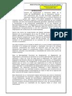 PLAN 11816 ROF (Reglamento de Organización y Funciones) 2011