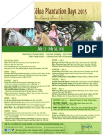 KoloaPlantationDays2015-EventSchedule