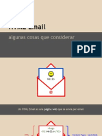 Html y email