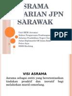'FLYERS' Asrama JPN Sarawak
