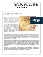 Sinapsis y Neuromarketing