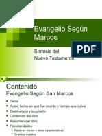 Evangelio de San Marcos Analisis