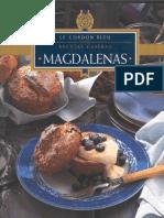 By CHEFCRIS FAJARDO Le Cordon Bleu - Recetas Caseras de Madalenas