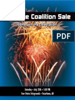 2015 Elite Coalition Sale Catalog