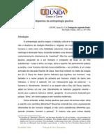 Corpo e Carne - Dunn - Aspectos Da Antropologia Paulina