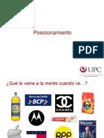Posicionamiento y Planeamiento Estrategico 201501
