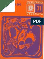 Enciclopedia Uruguaya 31 La Cultura Del 900