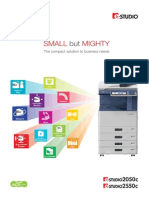 E-STUDIO2050C_2550C Brochure (Ver3)