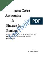 sample accounts