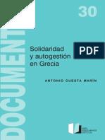 Alternativas y Autogestion en Grecia
