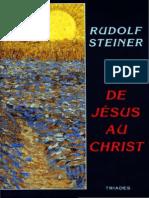 Steiner Rudolf - De Jésus Au Christ