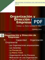 Organizacion y Direccion IV v.1.0