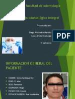 Caso Clinico Diego