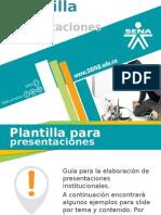 Plantilla Presentación-SENA- 2015.pptx