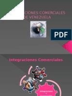 Integraciones Comerciales de Veneziuela