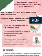 Evaluacion de Los Aprendizajes