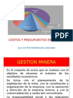 Gestión Financiera en Minería