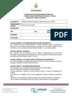 FAPEAM_Termo de Compromisso de Bolsista_PAIC 2015.2016