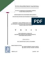 Nanotubos de TiO2