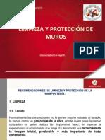 Clase 15-3 Limpieza y Proteccion de Muros