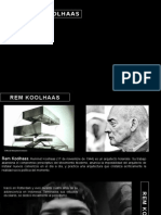 Rem Koolhaas. Casa Da Musica