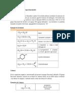 Características de Los Grupos Funcionales