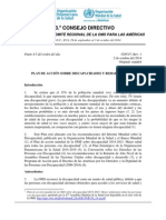 oms discapacidad 2014 Informe