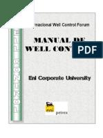 Manual de Well Control Teoria Petrex