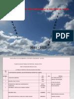 Pastoral Extensiones 2011