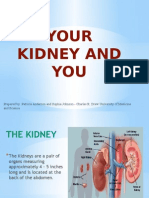 Kidney Disease Community Health Presentation