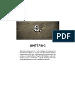 basics of sintering