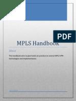 MPLS Handbook