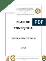 Plan de Consejeria INDIVIDUAL