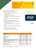Swedbank interim report 2nd quarter 2015