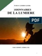 Francisco Candido Xavier Fr Série André Luiz 03 Les Missionnaires de Lumière Yjsp