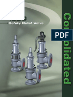 Consolidated-relief Valve Catalogue