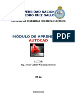Modulo Autocad Unprg Corres