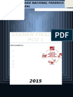 Examen Final de Pco 1 1 1
