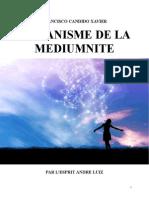 Francisco Candido Xavier Fr Série André Luiz 12 Mécanisme de Médiumnité Yjsp