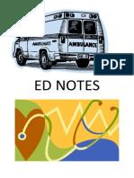 ED Notes