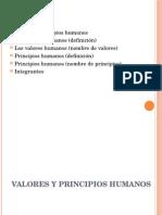 valoresyprincipioshumanos-130621153500-phpapp01