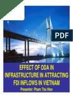ODA vs FDI