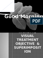 Ricketts Visual Treatment Objective  & Superimposition.Viks.pptx