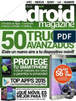 Android Magazine Nº 39 - Marzo 2015