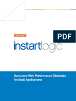 Overcome Web Performance Obstacles for SaaS Applications
