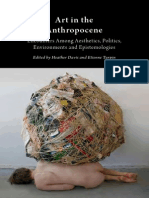 Davis Turpin 2015 Art in the Anthropocene
