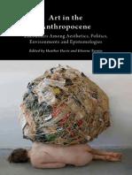 Davis Turpin 2015 Art in the Anthropocene