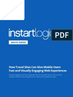 How Travel Sites Can Give Mobile Users Fast and Visually Engaging Web Experiences