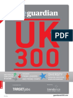 Guardian Top 300 UK Consultancies