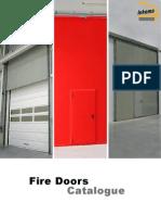 Inkema Fire Doors
